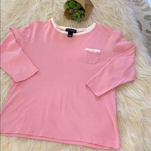 Ann Taylor 3/4 sleeve T-Shirt